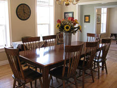 The Dining Room Vacation Rental